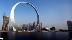Ring of life: l'anello d'acciaio di Fushun