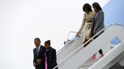 LOOK: Michelle Obama's Travel
