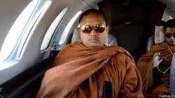 Ces moines bling bling font scandale