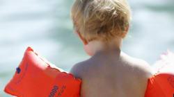 La sécurité des enfants autour de l'eau