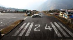La piste d'atterrissage la plus terrifiante du monde