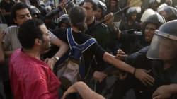 Égypte: heurts lors d'une manifestation devant le siège des Frères