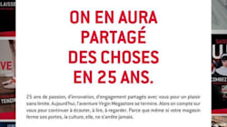L'émouvant message d'adieu de Virgin