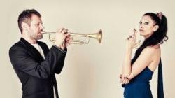 Nina Zilli e Fabrizio Bosso in tour con