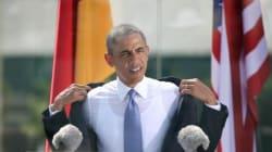 Obama torna a Berlino:
