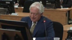 Commission Charbonneau: « J'avais peur de gâcher l'emploi que j'aimais », dit l'ex-DG de