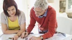 B.C. Retirement Savings Fall:
