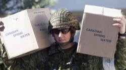 Haïti: le Canada envoie un détachement de Casques