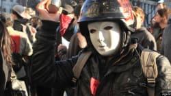 Port du masque: la loi est entrée en