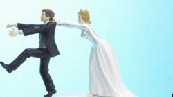 Les couples québécois se marient peu, plus vieux et moins