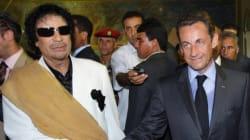 Kadhafi aurait versé «une vingtaine de millions de dollars» à