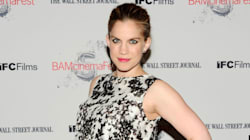 Anna Chlumsky Takes Pregnancy Style Notes From Kate