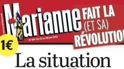 Marianne lance sa nouvelle formule et change de