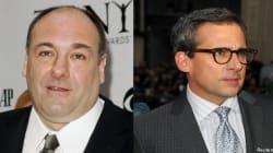 Tony Soprano et Steve Carell étaient supposés tourner