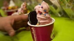 Language Police Order Removal Of Frozen Yogurt