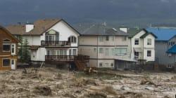 15 vidéos des inondations en