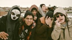 FrancoFolies 2013 : Dead Obies et leur énergie post-rap