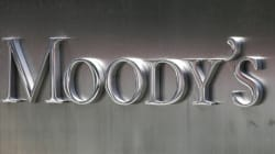 Moody's 'Negative' News For