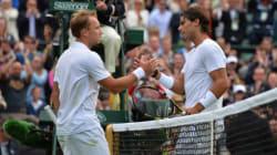 Nadal éliminé au 1er tour de Wimbledon par le 135e