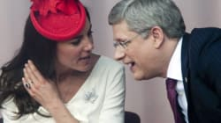 Harper Government Warned Over Royal Baby