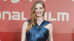 LOOK: Jessica Chastain Flashes A LOT Of