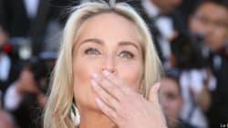 Vacanza italiane per Sharon Stone