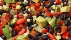 RECIPE: Avacado Black Bean