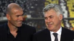 Ancelotti annonce Zidane en entraîneur-adjoint du Real de