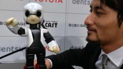 Un robot japonais inspiré d'Astro Boy partira dans