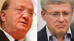 Tory Senators Help Alter Bill Backed By Harper