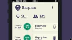 Une application iPhone pour boire gratuitement dans les bars de