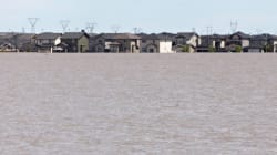 Flood Shuts Down Largest Canadian Beef