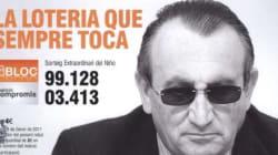 Condenados a pagar 12.000 euros por vender lotería con la cara de
