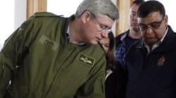Harper's Office Wades Into Alberta Firearms
