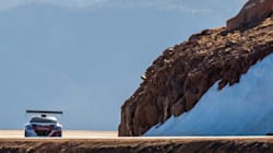 Pikes Peak: Loeb explose le record de la course la plus dangereuse du
