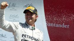 Nico Rosberg mérite la pole pour le GP du