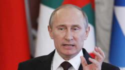 JO de Sotchi : Poutine interdit toute