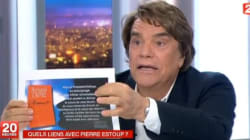 Revivez l'intervention de Bernard Tapie au 20 Heures de France