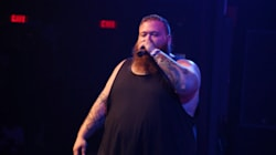 WATCH: Action Bronson Body Slams
