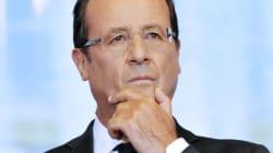 Hollande confirme la prolongation du moratoire sur les
