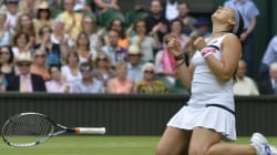 Bartoli en finale de Wimbledon