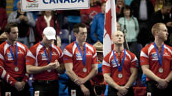 Canadian Curler Suspended For