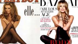 Elle Macpherson nuda, The Body in posa a 49 anni come nella copertina di Playboy del 1994