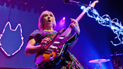 Joy Formidable Frontwoman Says No Gender Politics