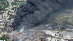 Lac-Mégantic : les appels entre les services d'urgence et les pompiers