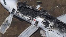 San Francisco, aereo si schianta