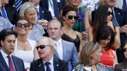 Wimbledon, da Rooney a Vicktoria...pazzi per il tennis
