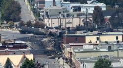 LOOK: Devastating Lac Mégantic Fire