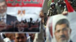 Al golpe de Egipto le revientan las
