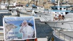 Papa Francesco a Lampedusa: la visita di Bergoglio tra i